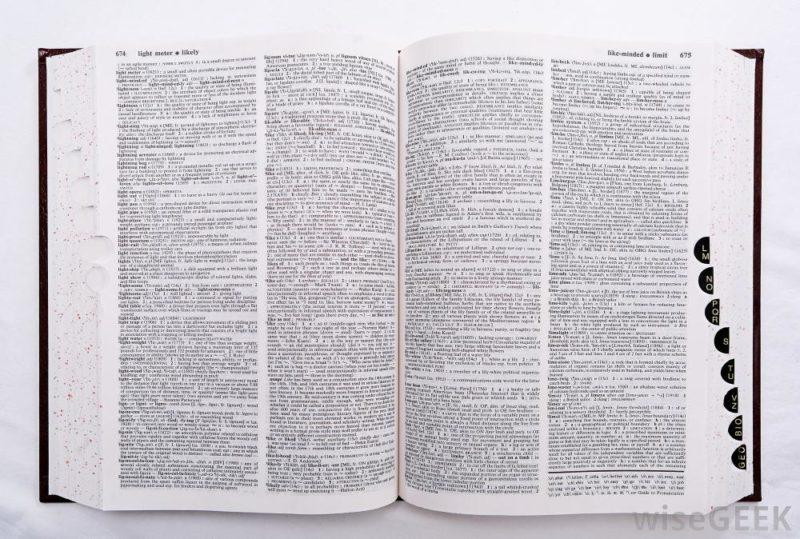 Glossary Of Finishing Terminology Iso Finishing
