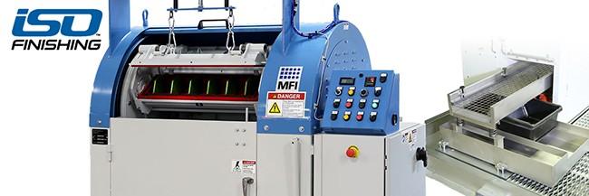 ISO Finishing Adds HZ-60 High Energy Polishing Machine