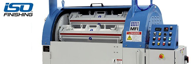 ISO Finishing first to add the HZ-85 CBF to their fleet of machines