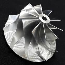 Materials Aluminum Turbine