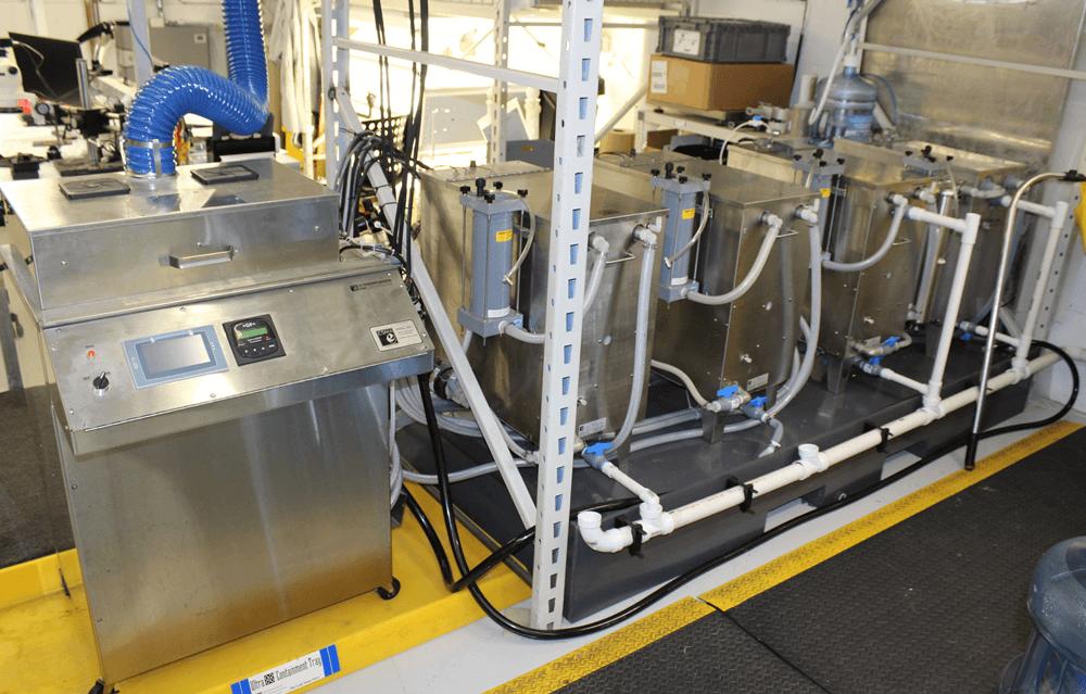 ISO Passivation Machine