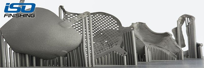 Post-Processing Services for Additive Manufacturing