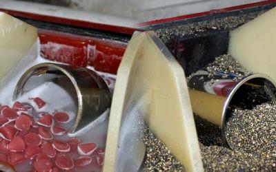Centrifugal Barrel Finishing: Wet vs Dry