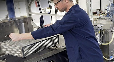 Passivation of Stainless Steel Parts