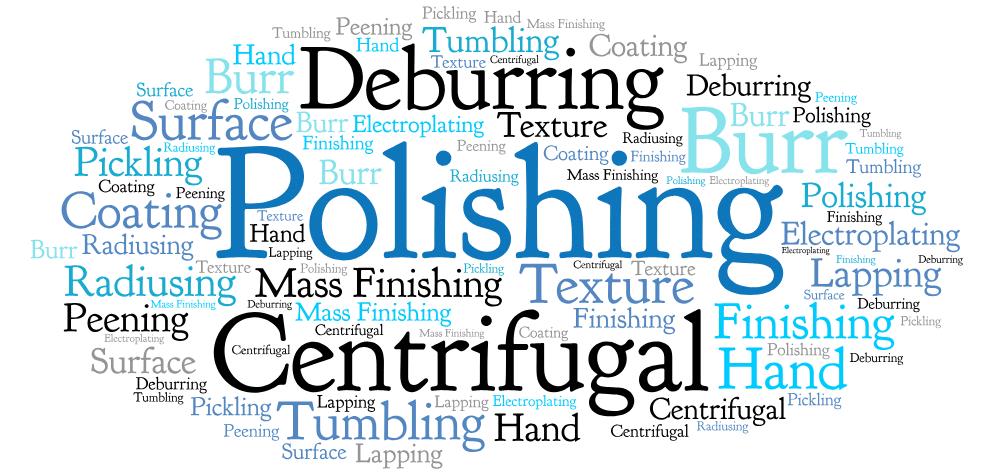 ISO Finishing Glossary
