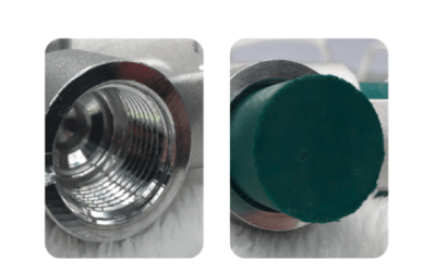 Why is Precision Masking Important in Part Polishing?