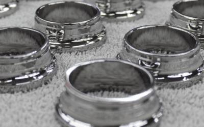 Preparing Metal Parts for Surface Coating